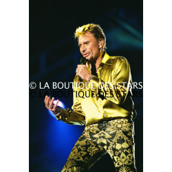 JOHNNY HALLYDAY / TOUR EIFFEL 2000