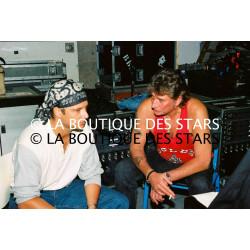 JOHNNY et DAVID HALLYDAY / 1993